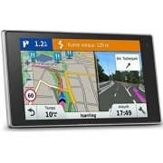 """Garmin DriveLuxe 50 LMT-D EU Navigatore Premium da 5.0"""" con Funzioni Smart Live, Mappa Italia e Europa, Aggiornamento a Vita, Nero"""