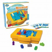 Thinkfun Shifting Seas Logic Game Wave Breaker 546602