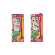 Hello Kitty Toy Golf Set X 2 (Includes Clubs, Balls, Targets And Target Holders)