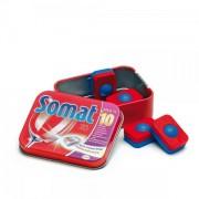 Tablety do myčky Somat v plechové dóze