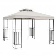 Pavilion, Cort Gradina 3X3M, Cadru Metalic, Bej, 0166250, Kocin