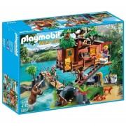 Casa Del Arbol Playmobil Aventura En El Bosque - 5557