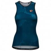 Pearl Izumi - Women's Elite Pursuit Graphic Tri Sing - Maillot vélo taille M, bleu
