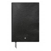 ユニセックス MONTBLANC Fine Stationary Notebook #146 Black, lined ノート ブラック