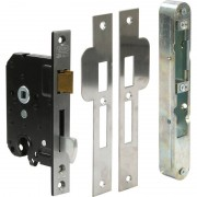 Nemef veiligheids cilinderslot SKG** 4109/17 PC 55mm