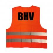 Bellatio Decorations Oranje veiligheidshesje BHV bedrijfshulpverlening voor volwassenen