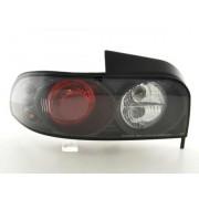 FK-Automotive Feux arrieres pour Subaru Impreza 4D (type GFC/GC/GF) An 93-00, noir