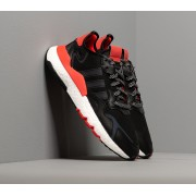 adidas Nite Jogger Core Black/ Ftw White/ Hi-Res Red