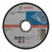 Bosch Standard for Metal darabolótárcsa egyenes, AS 46 S BF, 115 mm, 22,23 mm, 1,6 mm (2608603163)