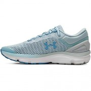 Under Armour Charged Intake 3 Zapatillas de Correr para Mujer, Coded Blue (301)/Elemental, 6.5 US