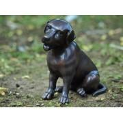Statuie de bronz moderna Small labrador