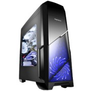 Carcasa Segotep Sprint Black, ATX, No PSU