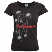 tricou stil metal femei Foo Fighters - THE COLOUR AND THE SHAPE - AMPLIFIED - ZAV601FCS