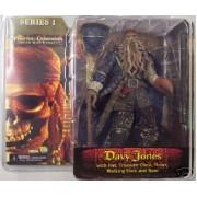 Pirates Of The Caribbean Neca Dead Man'S Chest Series 1 Action Figure Davy Jones