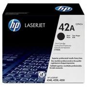 HP 42A - Q5942A toner negro