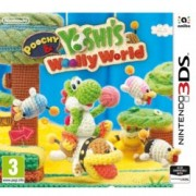 Poochy and Yoshis Woolly World, за 3DS