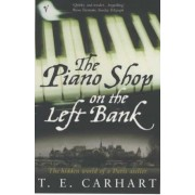 Piano Shop On The Left Bank, Paperback