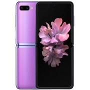 Samsung Galaxy Z Flip lila