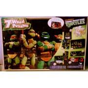 Nickelodeon Teenage Mutant Ninja Turtles 7 Wood Puzzles