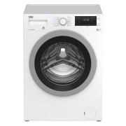 BEKO Washing machine-dryer HTV8733XS0 A, 1400 aps./min, 8 KG + 5 KG, 16 programs, big led screen