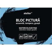 Bloc pictura Atelier A4, 24 foi