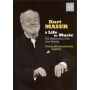 Kurt Masur: A Life in Music - The Anniversary Gala from Leipzig [DVD] [2007]