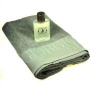 Giorgio Armani Acqua Di Gio 100Ml Edt 100Ml + Towel Per Uomo (Eau De Toilette)