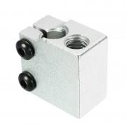 Alloy Volcano Hot End Eruption Heater Block Aluminum Alloy Heating Block For 3D Printer