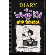Diary of a Wimpy Kid # 10: Old School, Hardcover