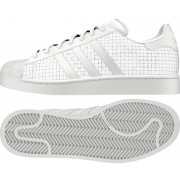 Adidas Originals Superstar - sneakers - uomo - White/White