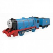 Gordon Trenulet Locomotiva Motorizata cu Vagon Thomas and Friends Track Master