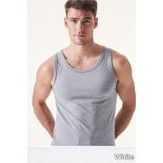 Mens Next White Vests Five Pack - White