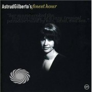 Video Delta Gilberto,Astrud - Astrud Gilberto's Finest Hour - CD