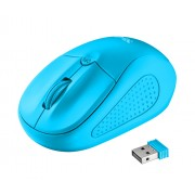 Trust Primo Blue Оптична Безжична Мишка