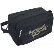 My Chemical Romance Parade Kulturbeutel-schwarz - Offizielles Merchandise Onesize Unisex