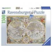 Puzzle Harta istorica, 1500 piese