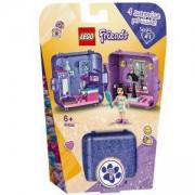 Конструктор ЛЕГО ФРЕНДС - Кубът за игра на Emma, LEGO Friends 41404