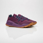 Under Armour Curry 4 Low Merlot/Merlot