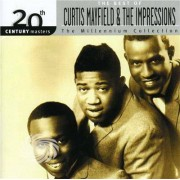 Video Delta Mayfield,Curtis & Impressions - Millennium Collection-20th Century Masters - CD
