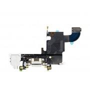 Flex conector de carga microfone e audio iPhone 6S branco