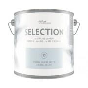 Vopsea lavabila premium StyleColor SELECTION nuanta 10 Cristal arctic 2,5 l