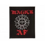 Petic care se calcă (plasture) DISTURBIA - Magick - AW19WSP05