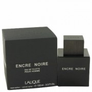 Encre Noire For Men By Lalique Eau De Toilette Spray 3.4 Oz