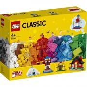 LEGO Classic -Stenen en huizen 11008