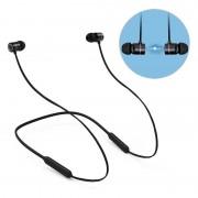 Meco Magnetic Adsorption Neckband Wireless Bluetooth Earphone IPX5 Waterproof 3D Stereo Bass Headphone