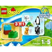 LEGO Duplo Wildlife Set (30322) Bagged Includes Polar Bear