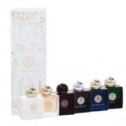 Amouage Miniature Modern Collection Woman 6X7,5Ml 6X 7,5 Ml Edp Lyric + Epic + Memoir + Honour + Interlude + Fate Per Uomo (Eau De Parfum)