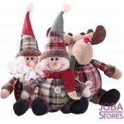 Kerst Poppen Set 01 (3 stuks)