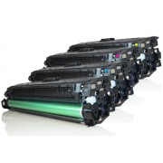 HP CE270A - CE273A промо пакет (BK, C, M, Y) 4 бр.