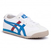 Sneakers ONITSUKA TIGER - Mexico 66 Ps C534Y White/Mid Blue 0142